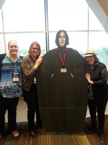 pooks me carole and snape
